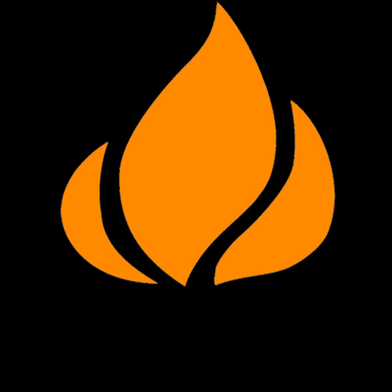 fire, icon, make fire